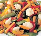 Roasted Vegetables Side Dish Course