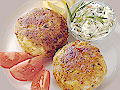 Maryland Blue Crab Cakes