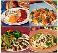 Poultry Seafood & Meats Prepared Meals Gourmet Prepared Meat Seafood Dinners