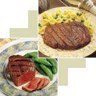 Omaha Steak Prime Rib Meats
