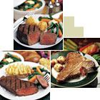 T-Bone Porterhouse Steak & Meats