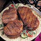 Gourmet Filet Mignon Boneless Strip Steak